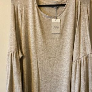 NWT bell sleeved sweater!